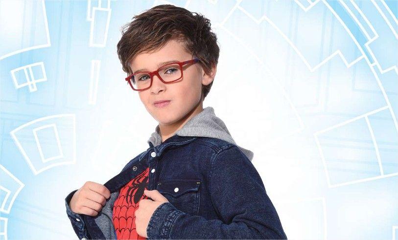 d30b50c807501c Spiderman lunettes optiques pour garçons de 4 à 7 ans ... Read more